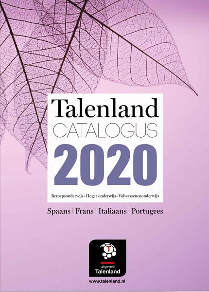 Talenland Catalogus 2020 Volwassenenonderwijs